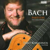 KORHONEN, Timo: Bach Partitas For Solo Violin (2CD)