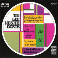 KONITZ, Lee: The Lee Konitz Duets