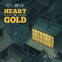 JØNSSON, Alex: Heart Of Gold – Live In Aarhus