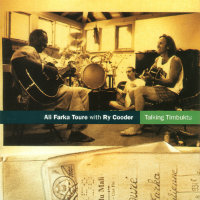 TOURE, Ali Farka with Ry Cooder: Talking Timbuktu