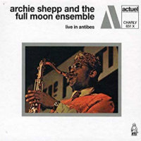 SHEPP, Archie & The Full Moon Ensembel: Live In Antibes (2CD)