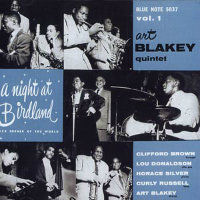 BLAKEY, Art: A Night At Birdland, Volume One