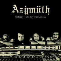 AZYMUTH: Demos (1973–75) Vol. 2 (LP)