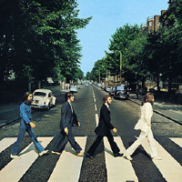THE BEATLES: Abbey Road (LP)