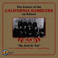 CALIFORNIA RAMBLERS: Up And At 'Em