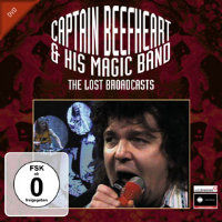 CAPTAIN BEEFHEART & HIS MAGIC BAND: The Lost Broadcasts (DVD)