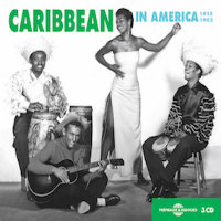 V/A: Caribbean In America 1915–1962 (3CD)