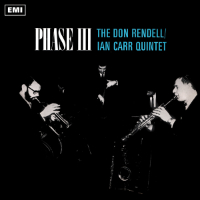 RENDELL, Don / Ian Carr Quintet: Phase III (LP)