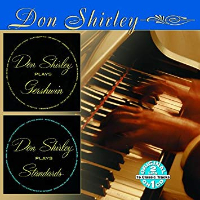 SHIRLEY, Don: Plays Gershwin / Plays Standards