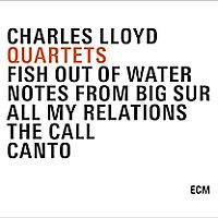 LLOYD, Charles: Quartets (5CD)