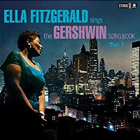 FITZGERALD, Ella: Sings The Gerhswin Song Book, Vol. 1 (LP)