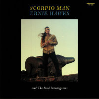 HAWKS, Ernie & The Soul Investigators: Scorpio Man (LP)