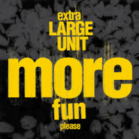 EXTRA LARGE UNIT: More Fun Please