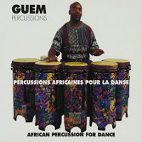 GUEM: African Percussion For Dance