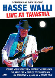 WALLI, Hasse: Live At Tavastia (DVD)