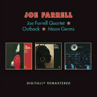 FARRELL, Joe: Joe Farrell Quartet / Outback / Moon Germs (2CD)