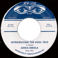 "ESKOLA, Jukka: Introducing The Soul Trio (7"")"