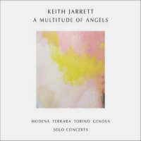 JARRETT, Keith: A Multitude Of Angels – Solo Concerts (4CD)