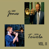 JONES, Leroy & Katja Toivola: Vol. II