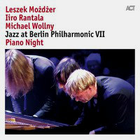 MOZDZER, Leszek / Iiro Rantala / Michael Wollny: Piano Night – Jazz At Berlin Philharmonic VII (LP)