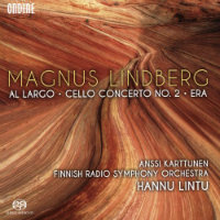 LINDBERG, Magnus: Al Largo / Cello Concerto No. 2 (SACD)