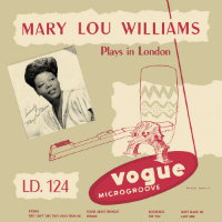 WILLIAMS, Mary Lou: Plays In London