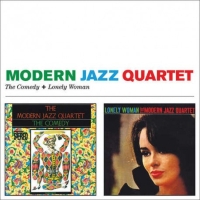 MODERN JAZZ QUARTET: The Comedy / Lonely Woman