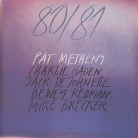 METHENY, Pat: 80/81 (2LP)