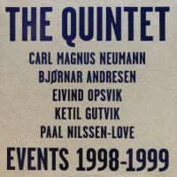 THE QUINTET: Events 1998–1999 (5CD)
