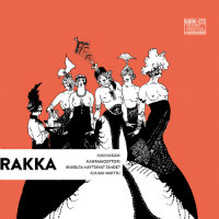 RAKKA / BLACK MOTOR: s/t (LP+CD)