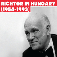 RICHTER, Sviatoslav: Richter In Hungary (1954–1993) (14CD)