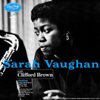 VAUGHAN, Sarah with Clifford Brown: s/t