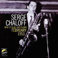 CHALOFF, Serge: Buvette Club, Rock Island, February 1953