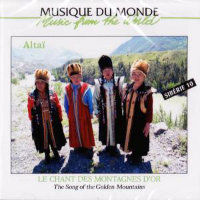 V/A: Sibérie 10 – Altaï: The Song Of The Golden Mountains