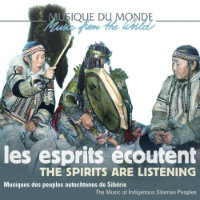 V/A: Les Esprits Écoutent – The Spirits Are Listening (2CD)