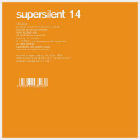 SUPERSILENT: 14