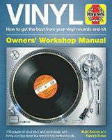 Vinyl – Owners' Workshop Manual (kirja)