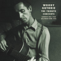 V/A: Woody Guthrie – The Tribute Concerts (3CD+2 kirjaa)